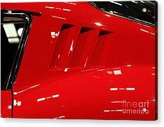 1965 Ferrari 275 Gtb - 5d20034 Acrylic Print by Home Decor