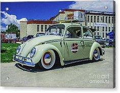 1965 Volkswagen Bug Acrylic Print