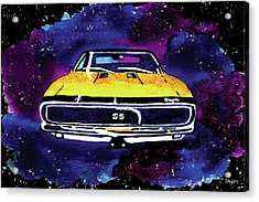 1967 Chevy Camaro Ss Acrylic Print