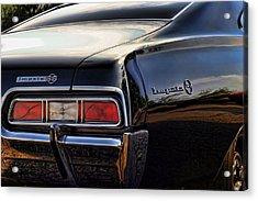 1967 Chevy Impala Ss Acrylic Print by Gordon Dean II