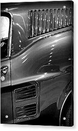 1967 Ford Mustang Fastback Acrylic Print by Gordon Dean II