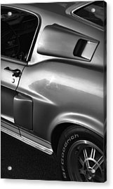 1968 Ford Mustang Shelby Gt 350 Acrylic Print by Gordon Dean II