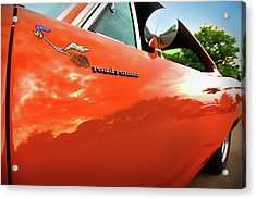 1969 Plymouth Road Runner 440 Roadrunner Acrylic Print