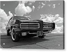 1969 Pontiac Gto The Goat Acrylic Print
