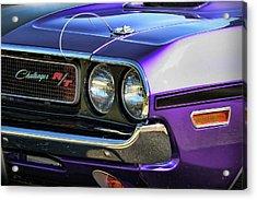 1970 Dodge Challenger Rt 440 Magnum Acrylic Print