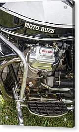 1976 Moto Guzzi V1000 Convert Acrylic Print
