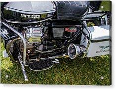 1976 Motto Guzzi V1000 Convert Acrylic Print