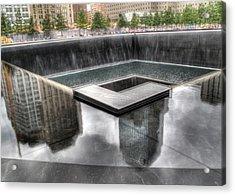 911 Memorial Acrylic Print