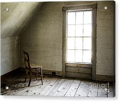 Abandoned   Acrylic Print by Diane Diederich