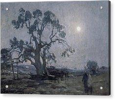 Abraham's Oak Acrylic Print