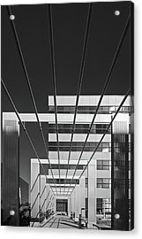Abstract Architecture - Mississauga Acrylic Print