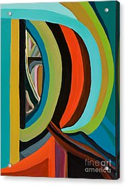 Abstract Images Acrylic Print