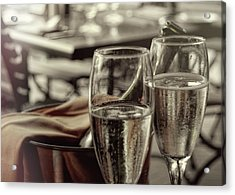 All Sparkling Acrylic Print by JAMART Photography