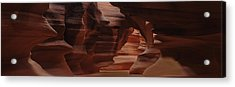 Antelope Canyon Acrylic Print by Don Wolf
