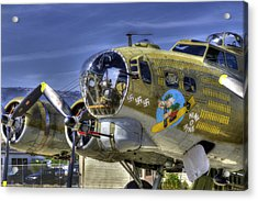 B-17 Acrylic Print