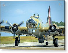Boeing B-17g Flying Fortress   Acrylic Print