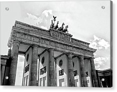 Brandenburg Gate - Berlin Acrylic Print