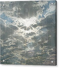 Bright Morning Star Acrylic Print