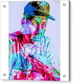 #calripken #baltimoreorioles #baltimore Acrylic Print