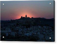Cittadella - Gozo Acrylic Print
