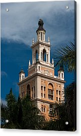 Coral Gables Biltmore Hotel Tower Acrylic Print