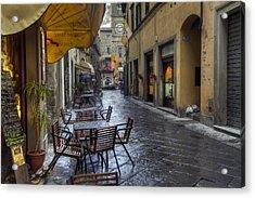 Cortona Tuscany Acrylic Print