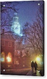 Dartmouth College Acrylic Print