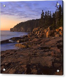 Acrylic Print featuring the photograph Dawn's Early Light by Stephen  Vecchiotti