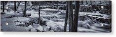 Devils River #1 Acrylic Print