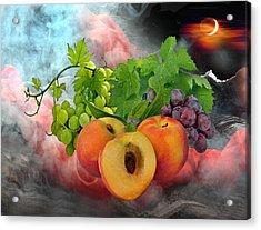 Dream Acrylic Print by Manfred Lutzius