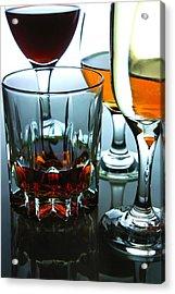 Drinks Acrylic Print