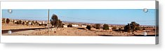 Entering Tunisia Acrylic Print by Bry Bastien