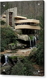 Fallingwater Acrylic Print
