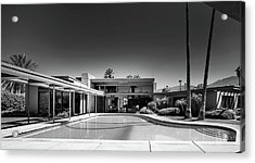 Frank Sinatra's Twin Palms Estate Acrylic Print