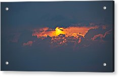 From The Ship Acrylic Print by Cendrine Marrouat