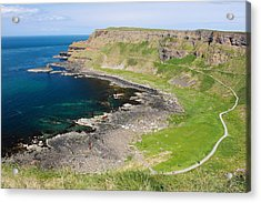 Giant Causeway Northern Ireland Acrylic Print by Pierre Leclerc Photography