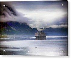Glacier Bay Alaska Acrylic Print