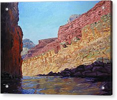 Grand Canyon IIi Acrylic Print by Stan Hamilton