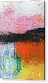 2 Acrylic Print by Jane Biven