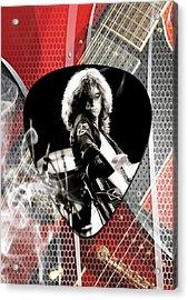 Jimmy Page Art Acrylic Print