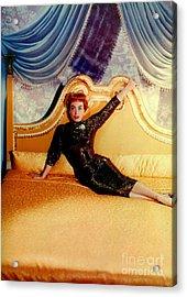 Joan Crawford (1905-1977) Acrylic Print
