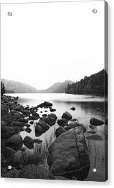 Jordan Pond Acrylic Print