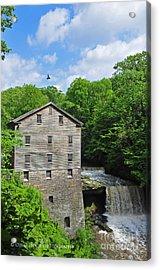 Lantermans Mill Acrylic Print