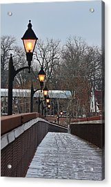 Light The Way Acrylic Print