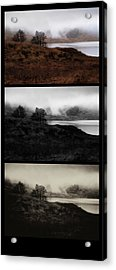 Acrylic Print featuring the photograph Loch Arklet by Jeremy Lavender Photography
