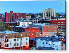Lynn, Massachusetts Acrylic Print by Denis Tangney Jr