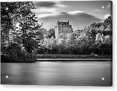 Mains Castle East Kilbride, Scotland Acrylic Print