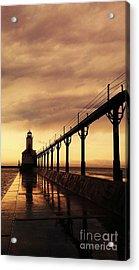 Michigan City Lighthouse Acrylic Print