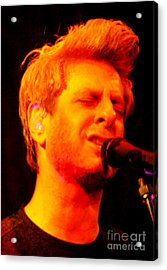 Mike Gordon Acrylic Print