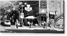 Montreal Street Photography Acrylic Print